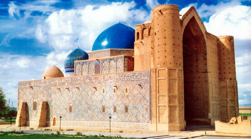 Түркістан қаласына 3 айда 300 мыңға жуық турист келген