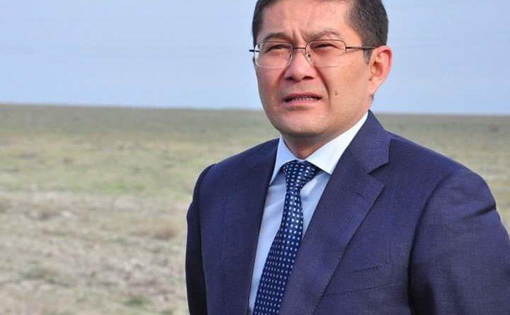 Е.Айтаханов Отырар ауданына қашан табиғи газ келетінін айтты