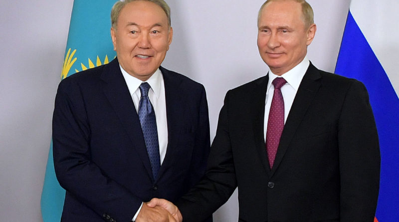 Сочиде Нұрсұлтан Назарбаев Ресей Президентімен кездесті