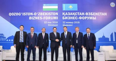 Қазақстан-Өзбекстан бизнес-форумында 62 млн. АҚШ долларынан астам сомадағы 8 құжатқа қол қойылды