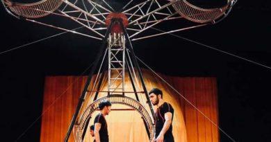 «Оңтүстік-Цирк» ұжымы «Азия жаңғырығында» топ жарды