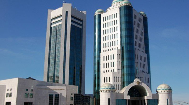 Қазақстан Республикасы Парламенті Сенатының депутаттығына кандидаттарды тіркеу туралы