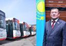 Шымкенттің шалғай аудандарына жаңа автобустар қатынайды